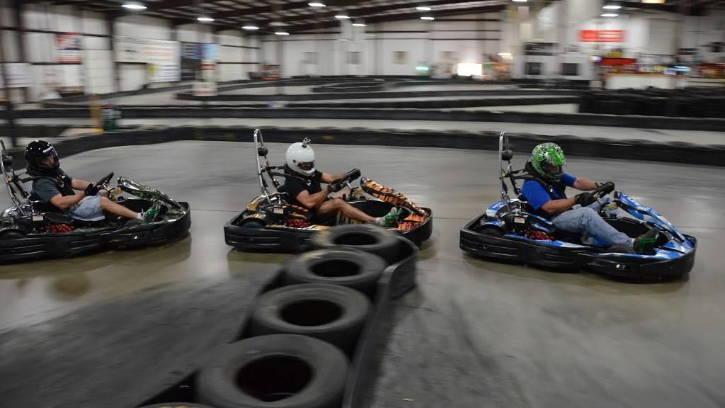 Rush Hour Karting - restaurant  | Photo 4 of 10 | Address: 5335 Raynor Rd, Garner, NC 27529, USA | Phone: (919) 662-9101