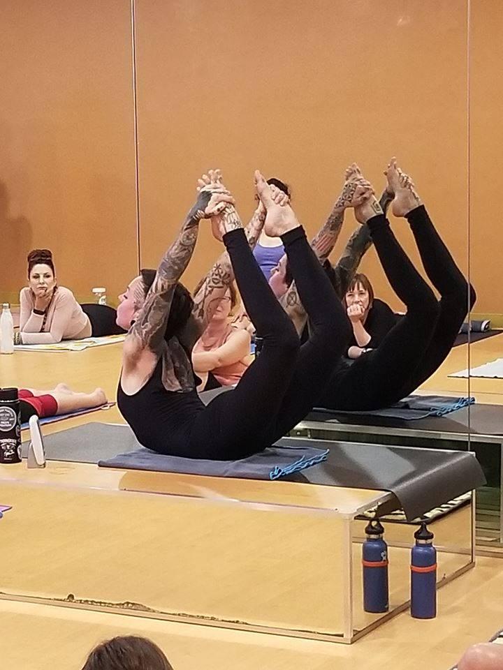 Tucson Yoga Sol - gym  | Photo 8 of 10 | Address: 5821 N Oracle Rd, Tucson, AZ 85704, USA | Phone: (520) 477-7651