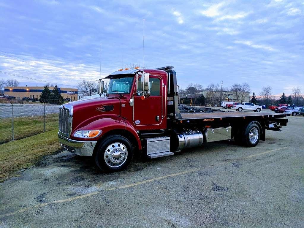 Worldwide Equipment Sales LLC - car repair  | Photo 8 of 10 | Address: 601 Walnut Ct, Rockdale, IL 60436, USA | Phone: (815) 725-4400