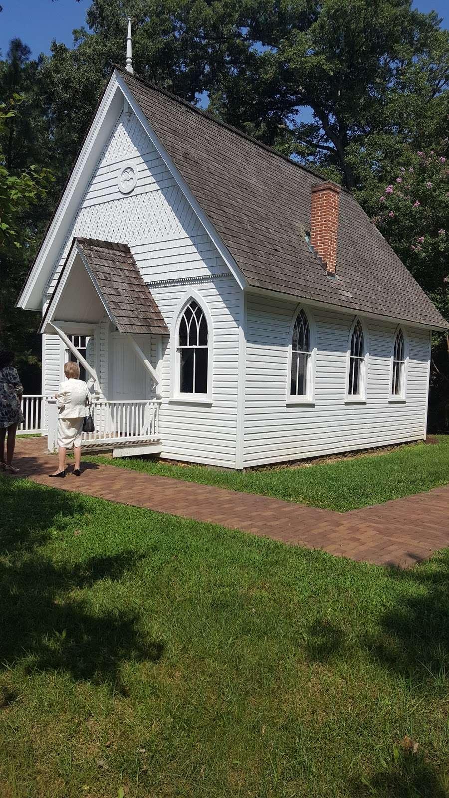Dorsey Chapel - church  | Photo 2 of 10 | Address: 10704 Brookland Rd, Glenn Dale, MD 20769, USA | Phone: (301) 352-5544