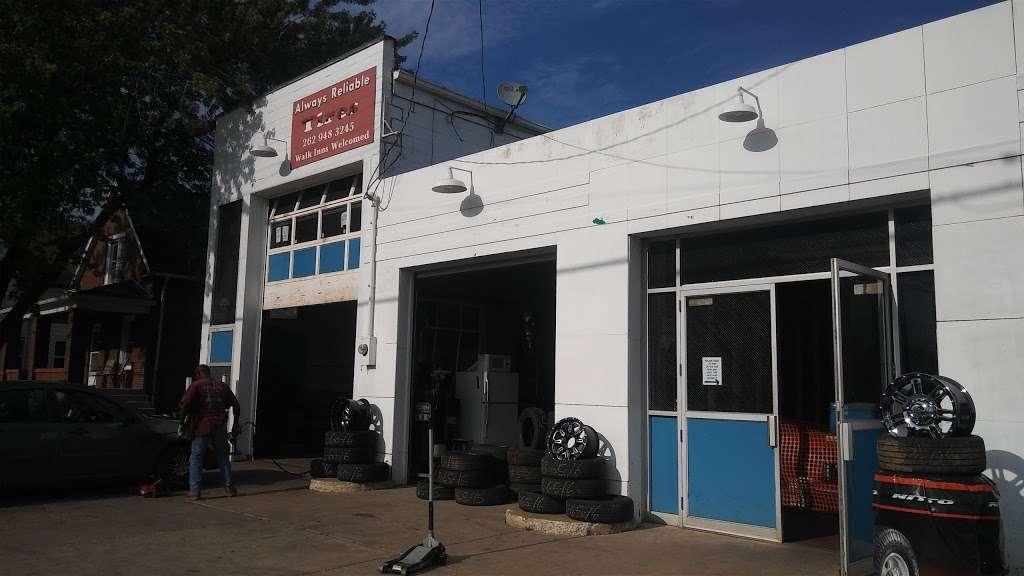 Always Reliable Tires - car repair  | Photo 2 of 8 | Address: 2120 52nd St, Kenosha, WI 53140, USA | Phone: (262) 948-3245