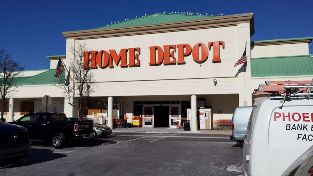 The Home Depot 450 Hackensack Ave Hackensack Nj 07601 Usa