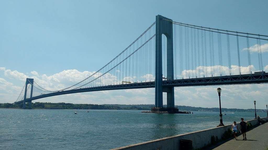 Bay Ridge Promenade (Start) - park  | Photo 5 of 10 | Address: Brooklyn, NY 11209, USA