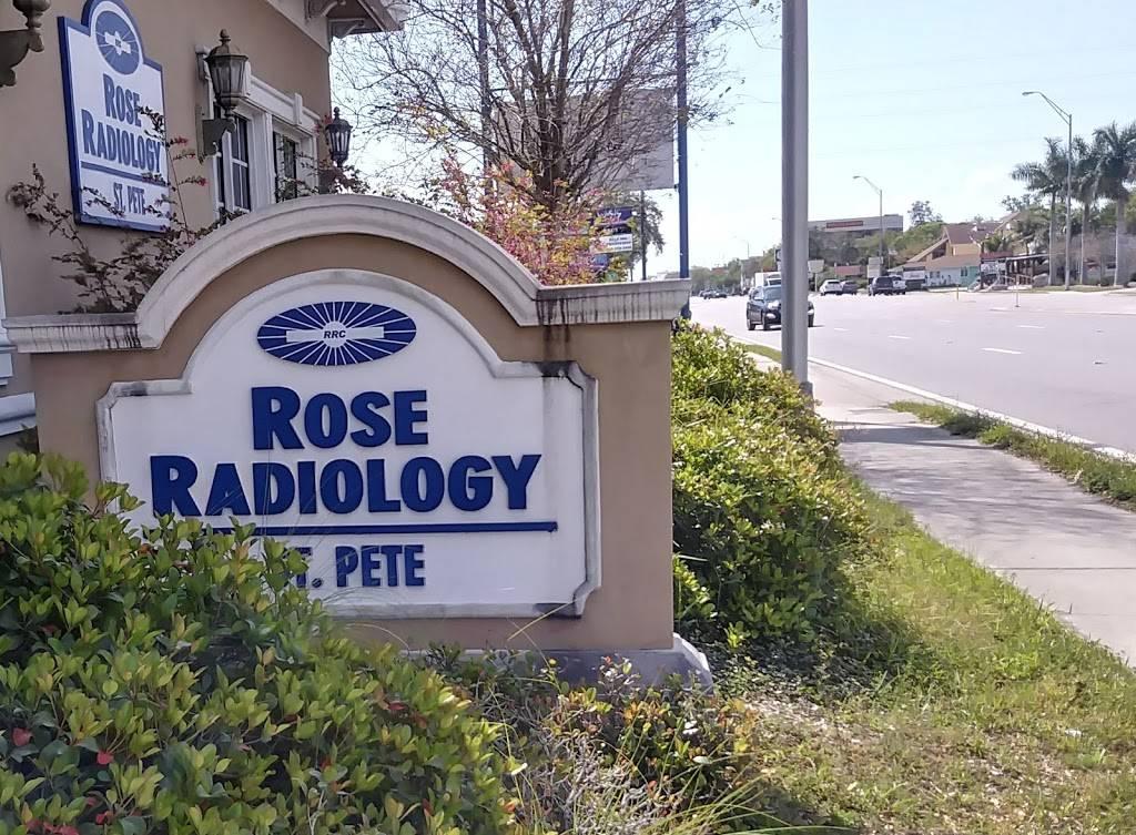 Rose Radiology Center - Akumin (St. Pete) - doctor    Photo 1 of 5   Address: 4551 4th St N, St. Petersburg, FL 33703, USA   Phone: (727) 525-3800