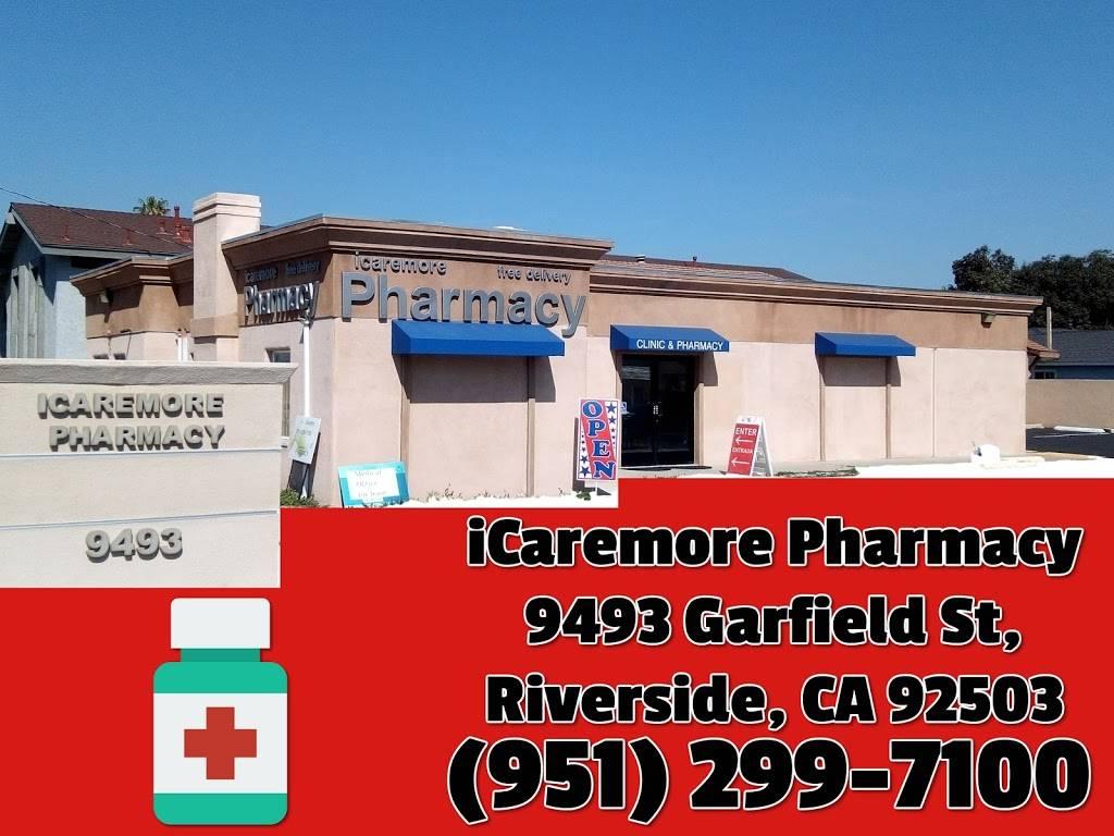 iCaremore Pharmacy - pharmacy  | Photo 2 of 3 | Address: 9493 Garfield St, Riverside, CA 92503, USA | Phone: (951) 299-7100