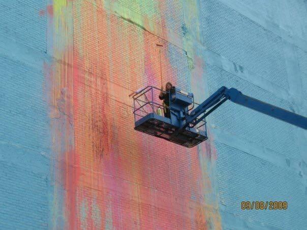 The Illuminated Mural - museum  | Photo 6 of 10 | Address: 2967 E Grand Blvd, Detroit, MI 48202, USA | Phone: (248) 885-4156