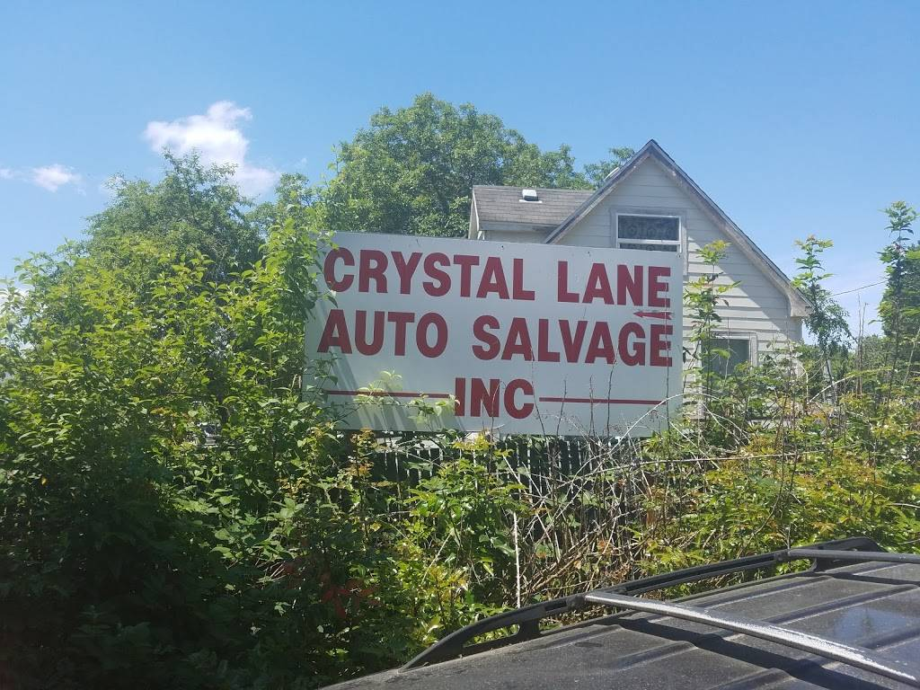 Crystal Lane Auto Salvage Inc - car repair  | Photo 1 of 9 | Address: 4540 NE Crystal Ln, Portland, OR 97218, USA | Phone: (503) 282-3452