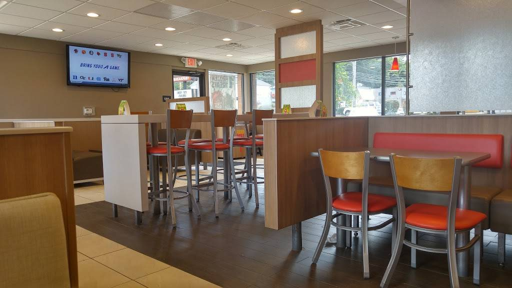 Burger King - restaurant  | Photo 1 of 10 | Address: 3220 Library Rd, Castle Shannon, PA 15234, USA | Phone: (412) 881-7636