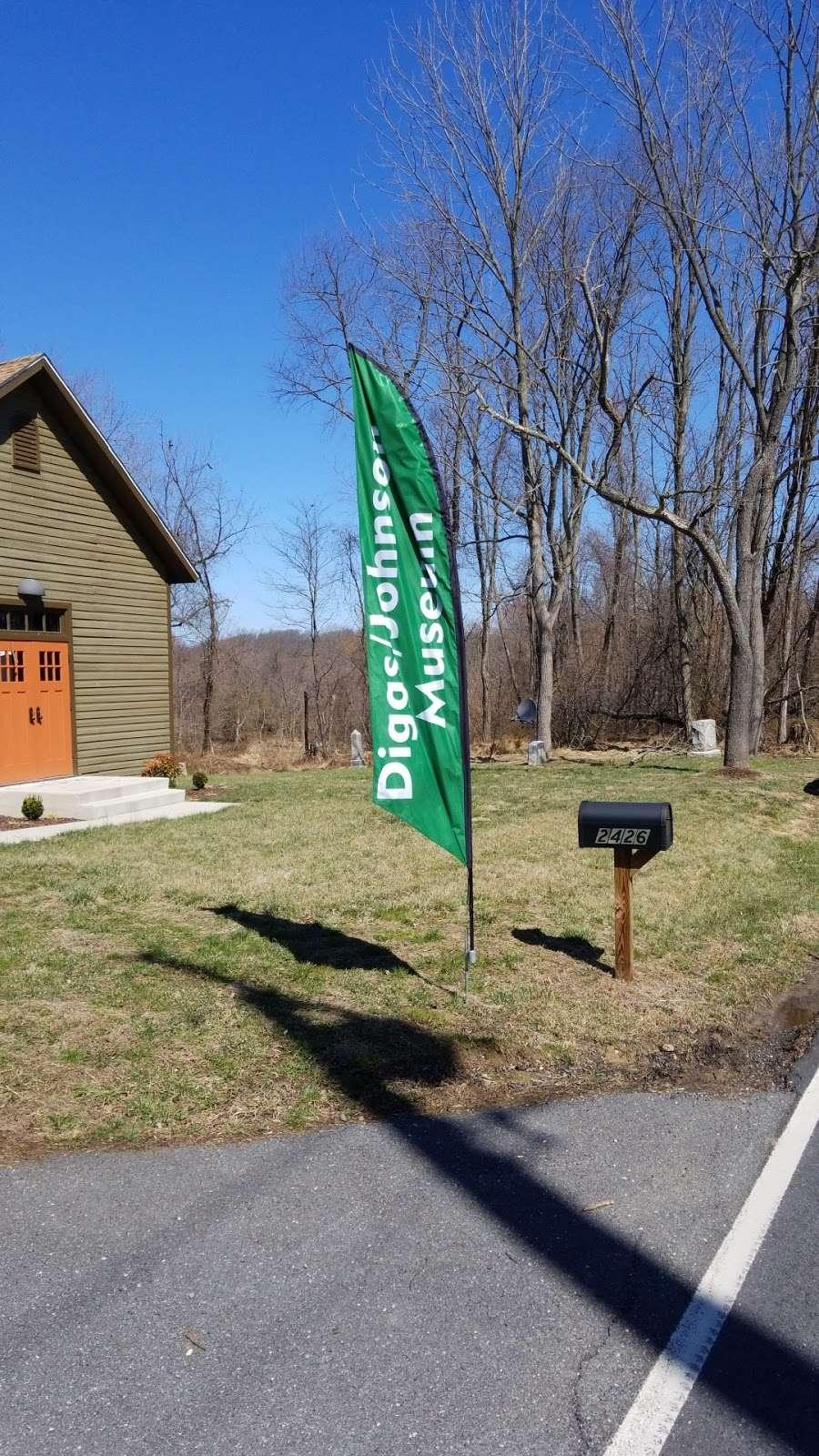 Diggs Johnson Museum - museum  | Photo 2 of 5 | Address: 2426 Offutt Rd, Woodstock, MD 21163, USA | Phone: (443) 675-7282
