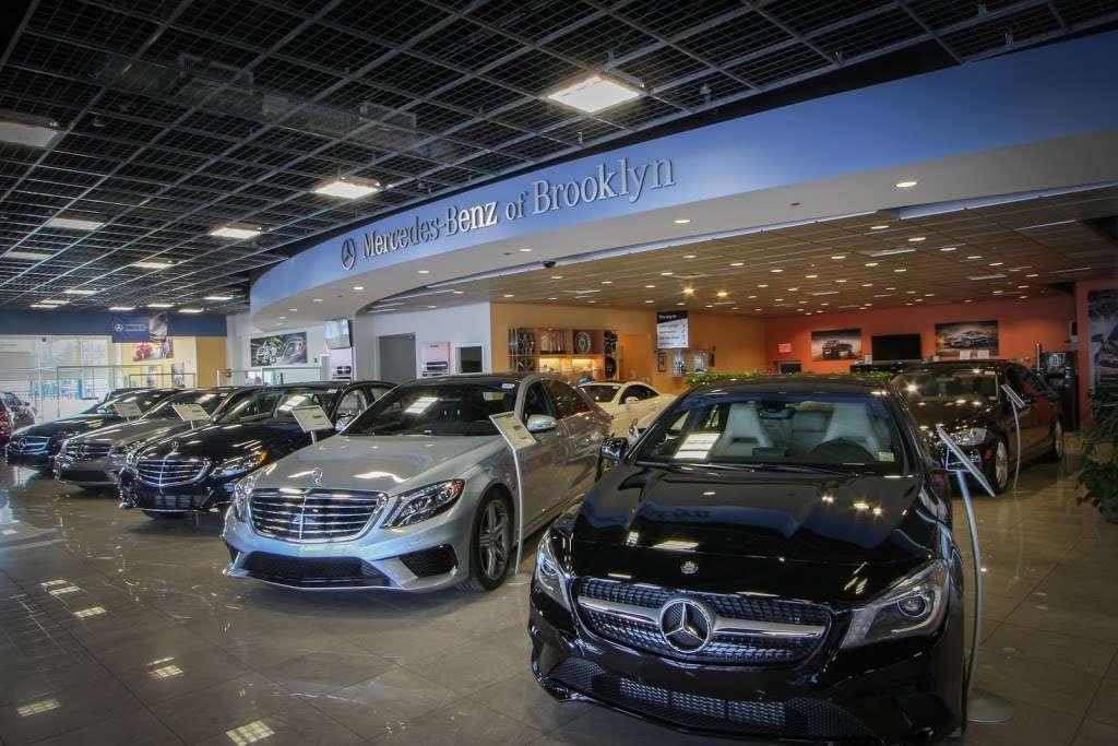Mercedes-Benz of Brooklyn - car repair  | Photo 8 of 10 | Address: 1800 Shore Pkwy, Brooklyn, NY 11214, USA | Phone: (718) 258-5100