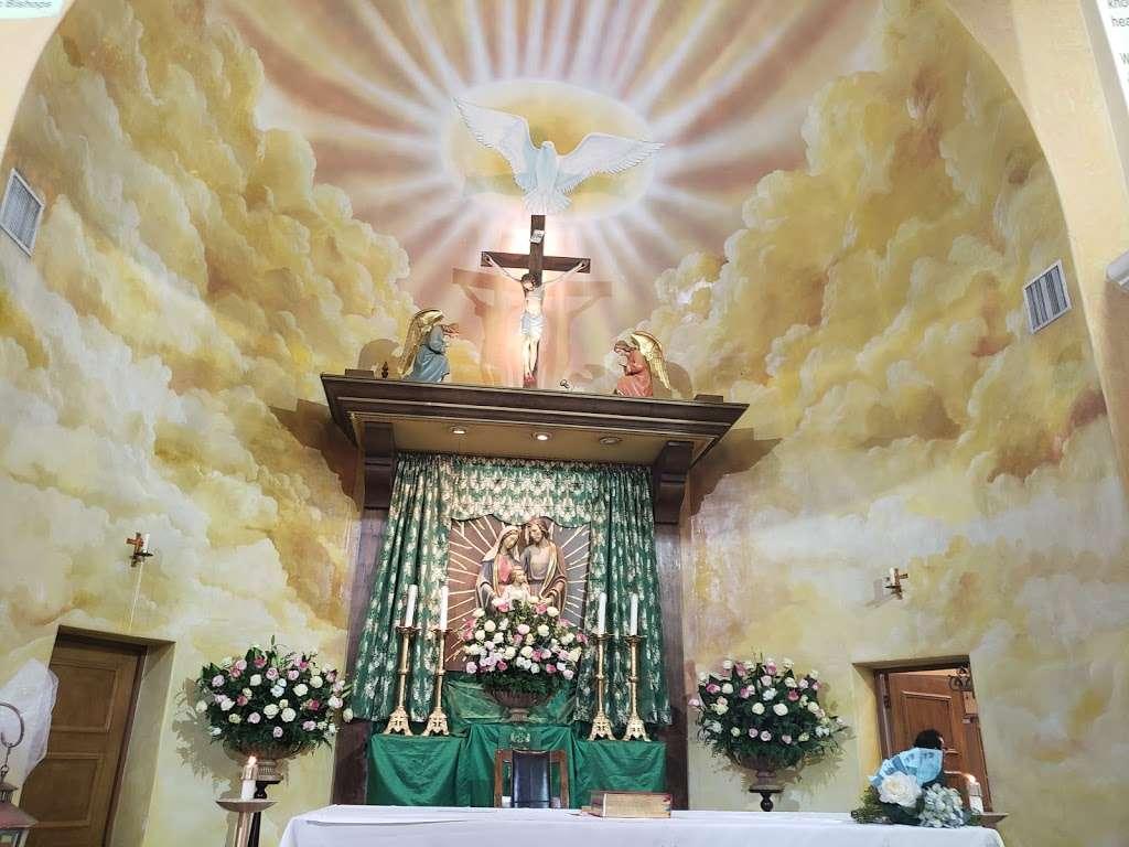 Holy Family Catholic Church - church  | Photo 4 of 10 | Address: 1011 E L St, Wilmington, CA 90744, USA | Phone: (310) 834-6333