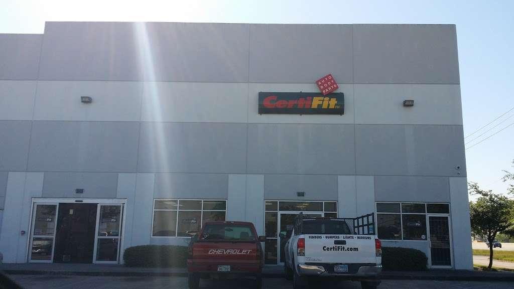 Certifit Auto Body Parts - car repair  | Photo 1 of 10 | Address: 8307 N. Loop East 610, Houston, TX 77029, USA | Phone: (713) 672-2100