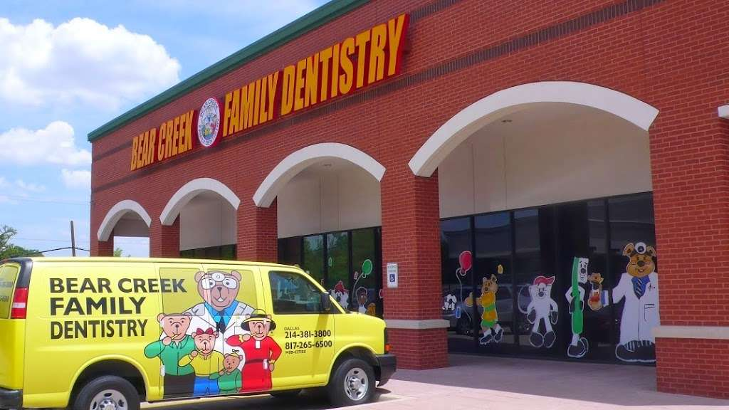 Bear Creek Family Dentistry - Oak Cliff - dentist  | Photo 3 of 10 | Address: 2221 W Ledbetter Dr #100, Dallas, TX 75224, USA | Phone: (214) 234-8444