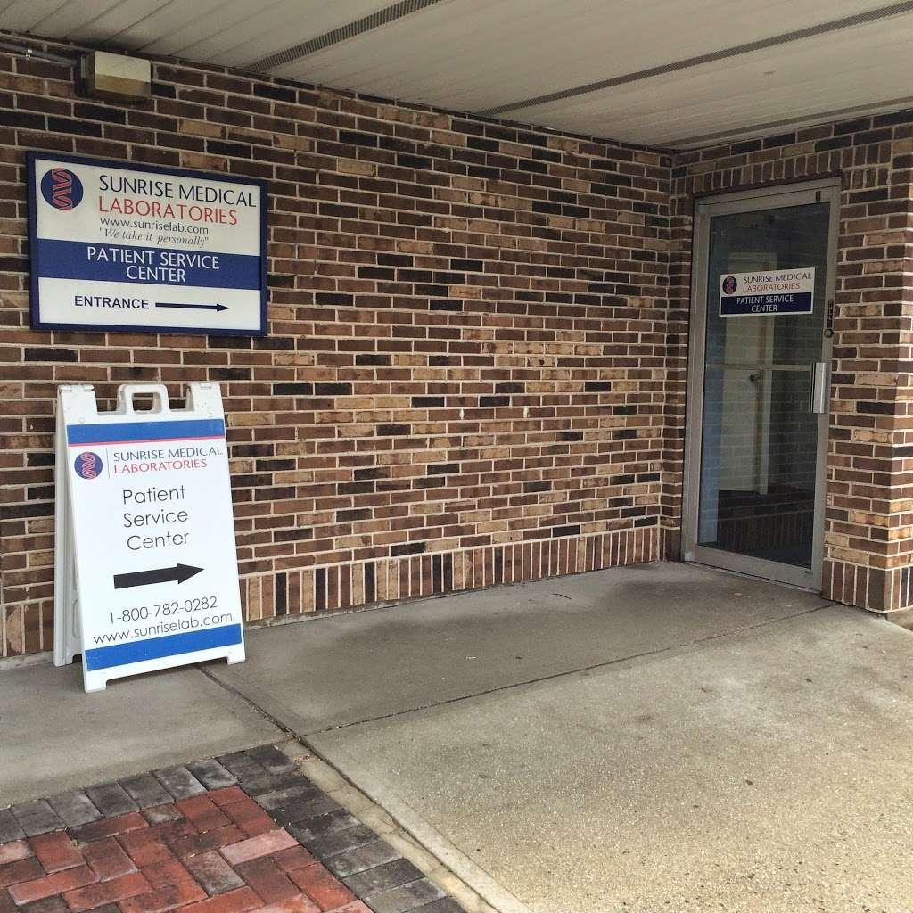 Sunrise Medical Laboratories - health  | Photo 1 of 6 | Address: 600 Suffolk Ave, Brentwood, NY 11717, USA | Phone: (631) 231-3094