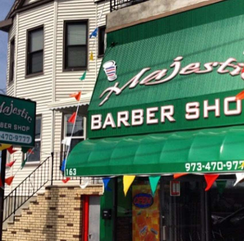 Majestic barbershop - hair care  | Photo 3 of 10 | Address: 163 Passaic St, Garfield, NJ 07026, USA | Phone: (973) 470-9777