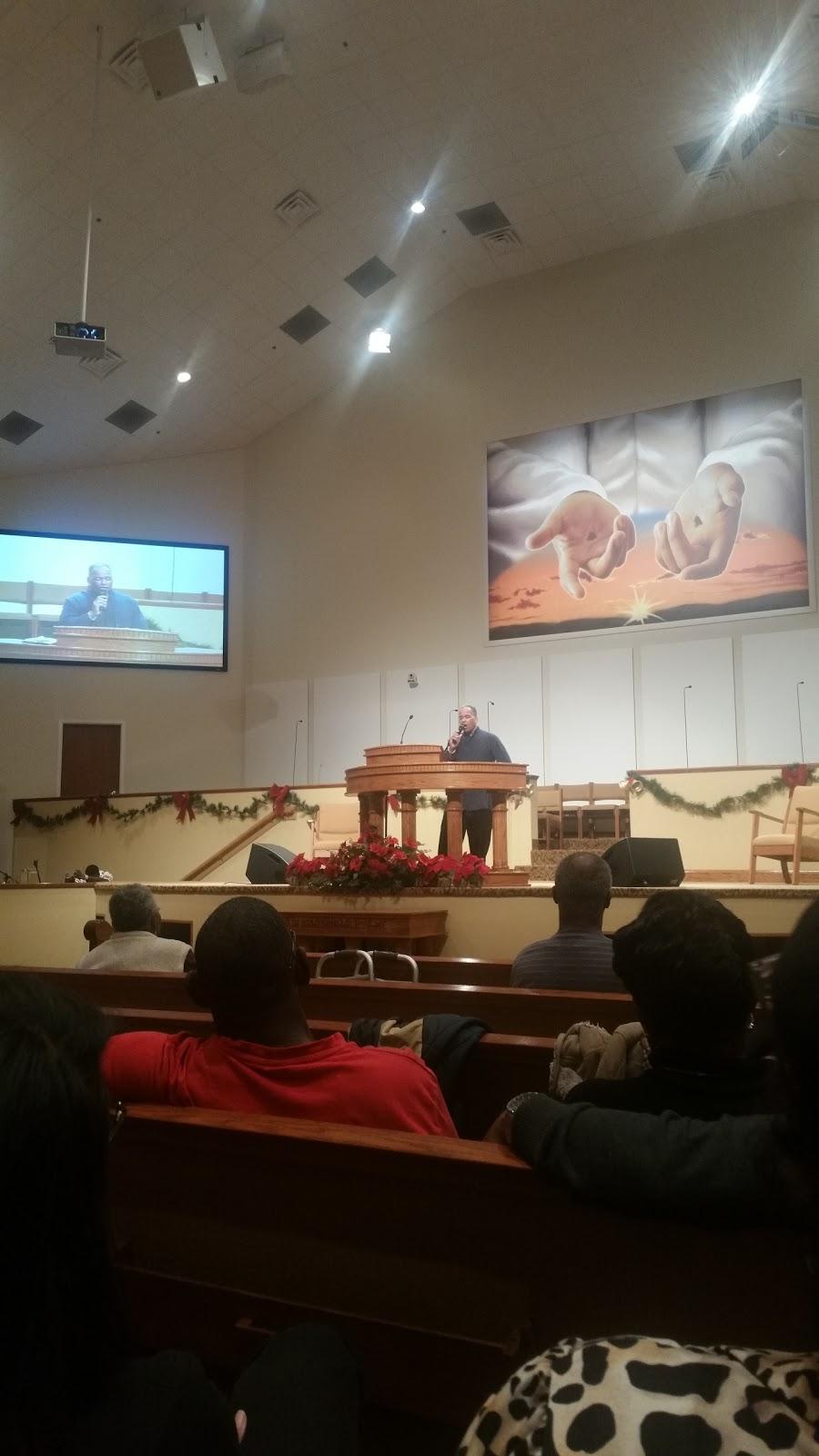 Oak Grove Baptist Church - church  | Photo 4 of 10 | Address: 2635 E Washington St, Suffolk, VA 23434, USA | Phone: (757) 539-8012