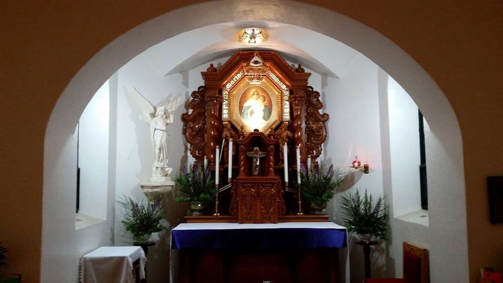 Our Lady Of Schoenstatt Shrine - church  | Photo 1 of 10 | Address: 17071 Low Rd, Helotes, TX 78023, USA | Phone: (210) 695-1400