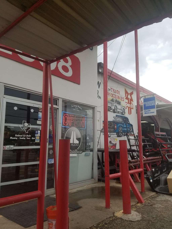 National Car Audio & Security - electronics store  | Photo 1 of 10 | Address: 2608 S Buckner Blvd, Dallas, TX 75227, USA | Phone: (214) 381-9611