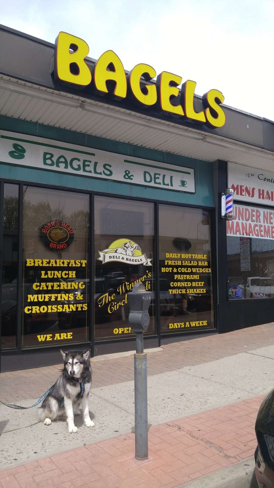 Winners Circle Bagels and Deli - bakery    Photo 1 of 2   Address: 847 Bronx River Rd, Bronxville, NY 10708, USA   Phone: (914) 237-4666