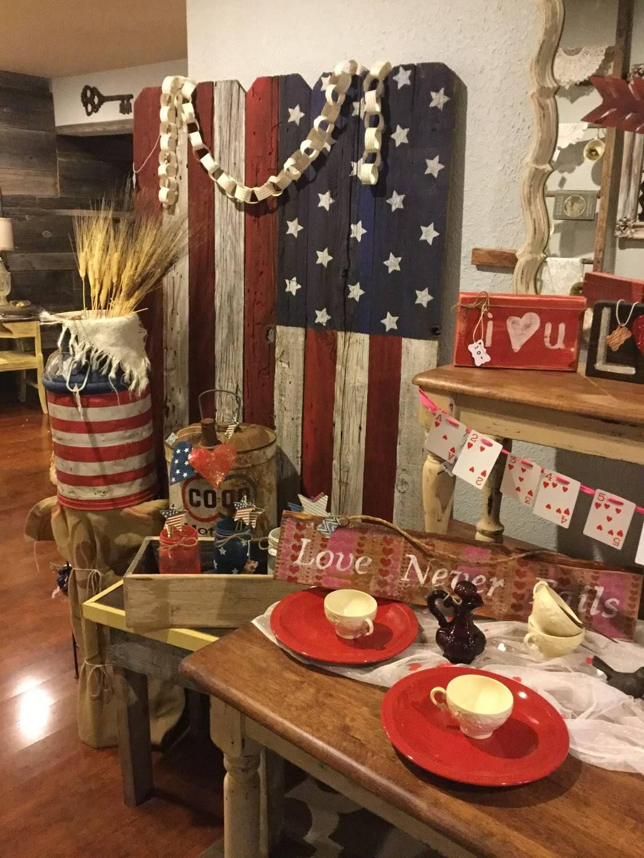 Through The French Doors - home goods store    Photo 2 of 10   Address: 3219 Oliver, Wichita, KS 67210, USA   Phone: (316) 253-1850