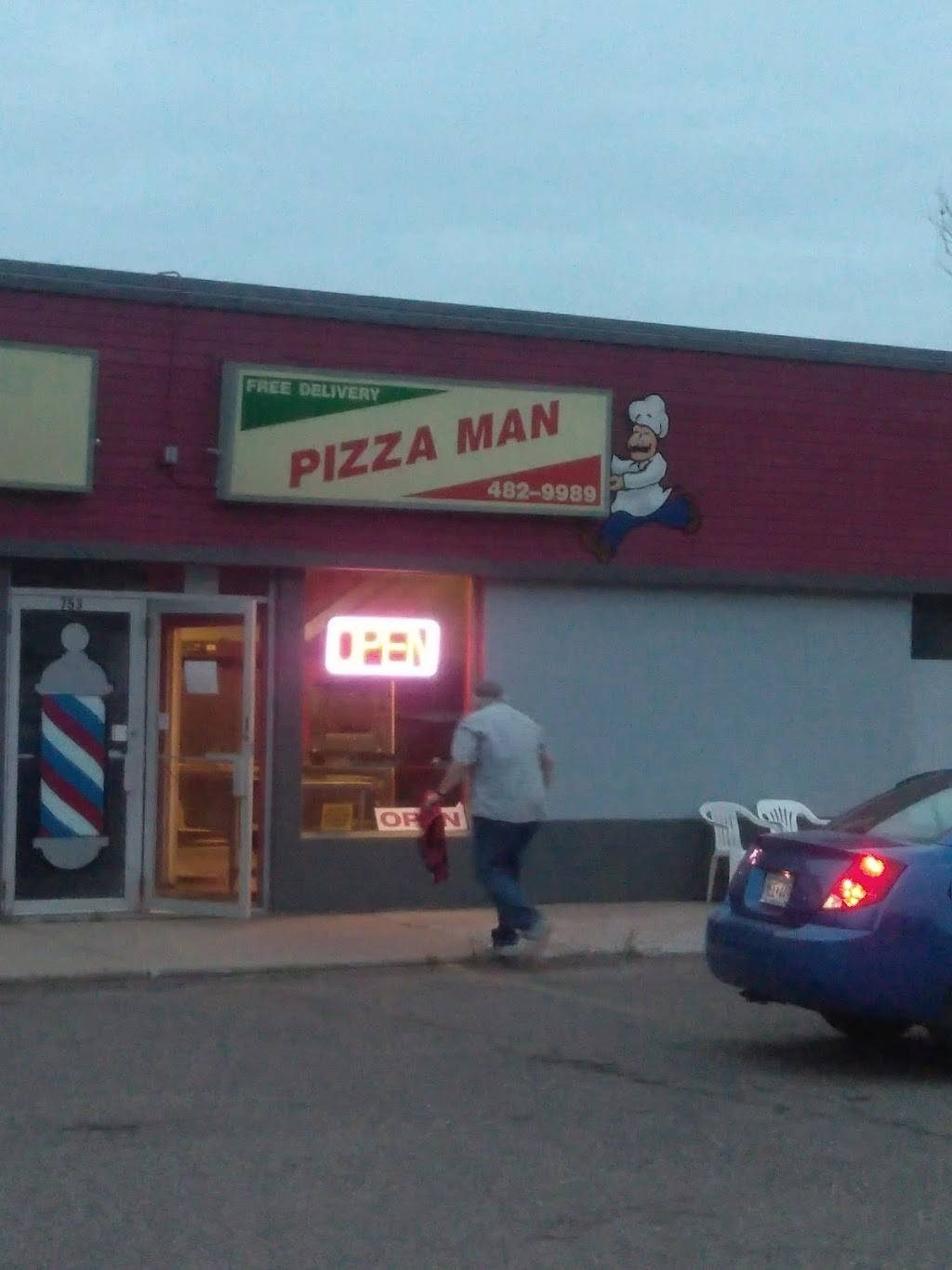 PIZZA MAN VADNAIS HEIGHTS LITTLE CANADA - meal delivery  | Photo 10 of 10 | Address: 753 County Rd D E, St Paul, MN 55117, USA | Phone: (651) 482-9989