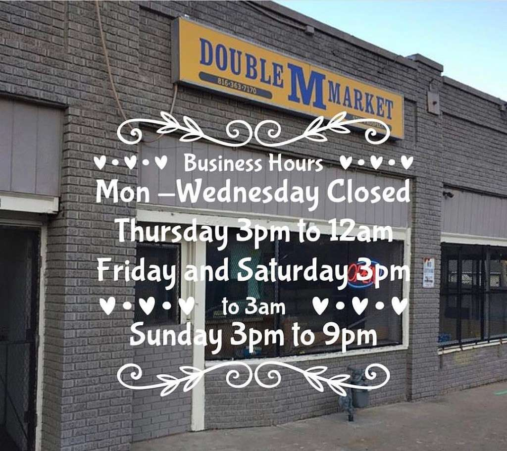 Double M Market - restaurant  | Photo 2 of 10 | Address: 5749 Prospect Ave, Kansas City, MO 64130, USA | Phone: (816) 469-7078