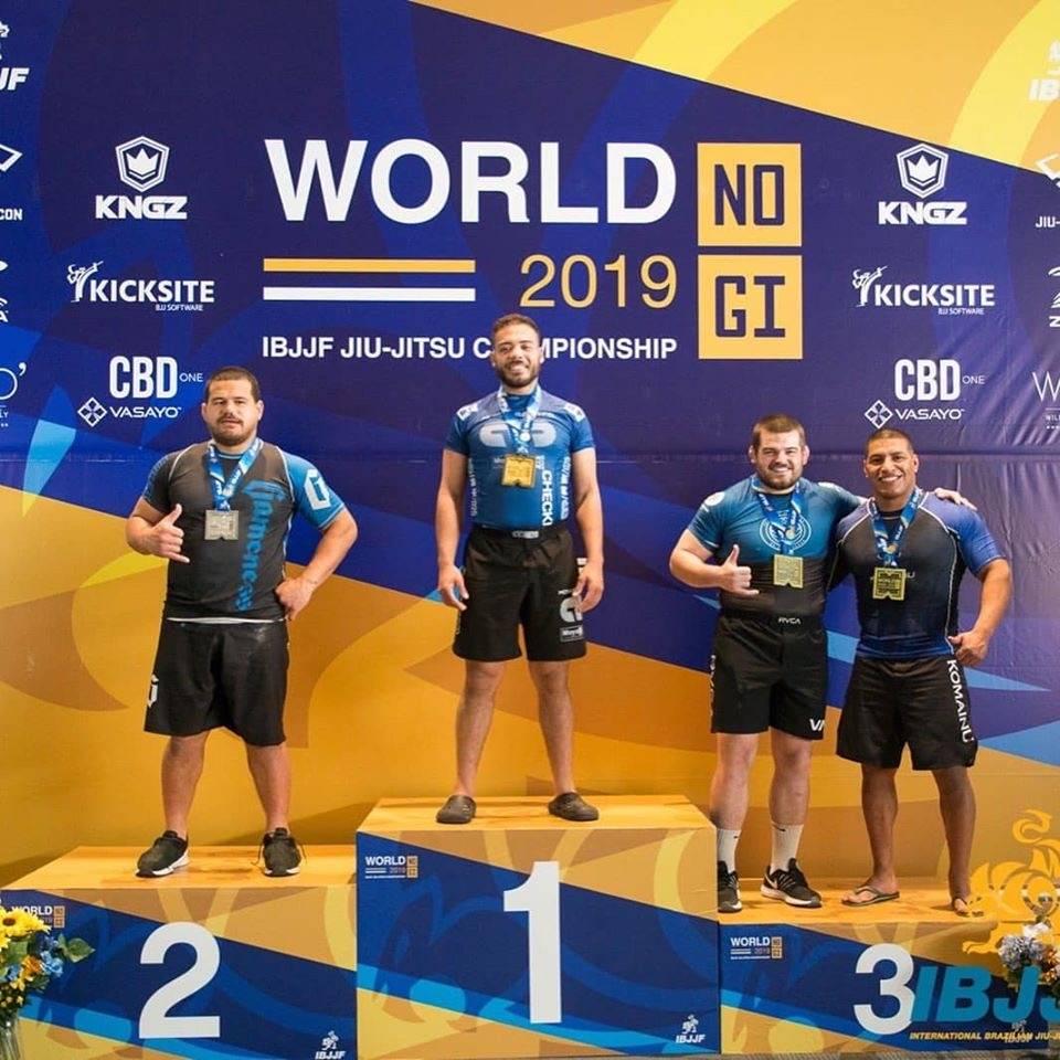 Komainu Yemaso Brazilian Jiu Jitsu Reno - gym  | Photo 9 of 10 | Address: 650 S Rock Blvd #18, Reno, NV 89502, USA | Phone: (775) 544-3075
