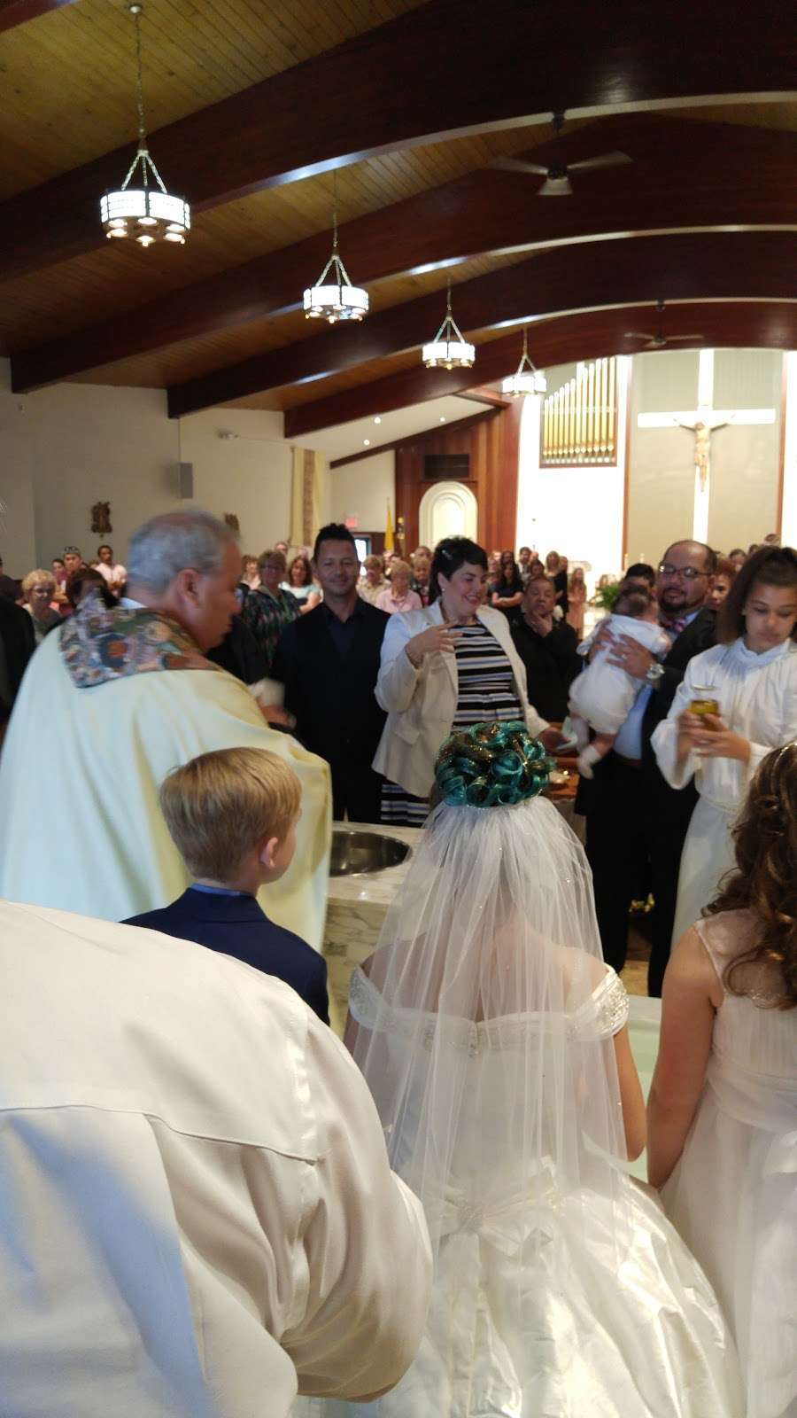 St. Margarets of Cortona Church - church  | Photo 4 of 10 | Address: 31 Chamberlain Ave, Little Ferry, NJ 07643, USA | Phone: (201) 641-2988