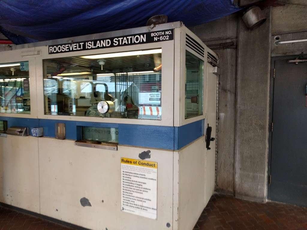 Roosevelt Island Subway Station - subway station  | Photo 7 of 10 | Address: New York, NY 10044, USA
