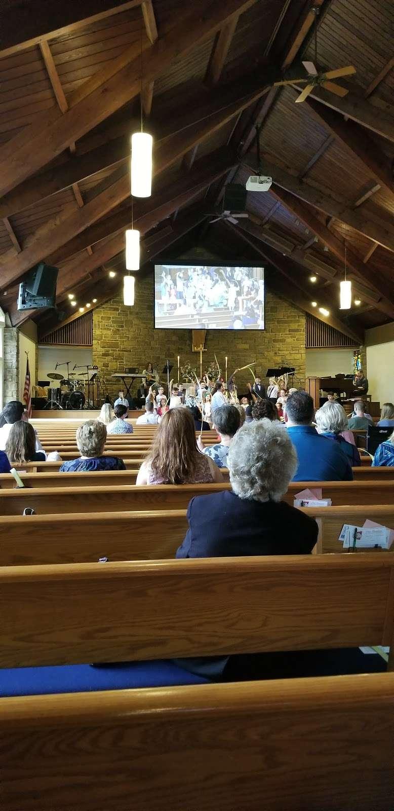Gloria Dei Church - church  | Photo 8 of 10 | Address: 570 Welsh Rd, Huntingdon Valley, PA 19006, USA | Phone: (215) 947-8200