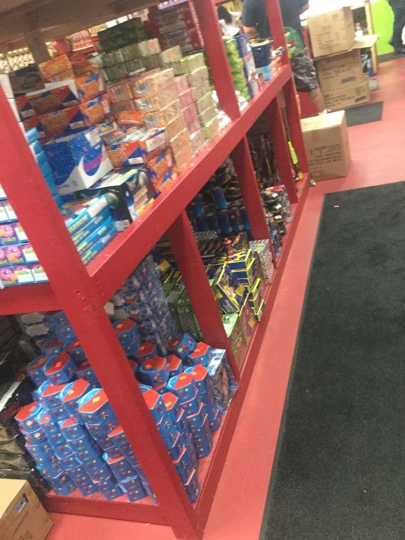 Lightning Fireworks - store    Photo 4 of 9   Address: 9401 Melton Rd, Gary, IN 46403, USA   Phone: (312) 502-2987