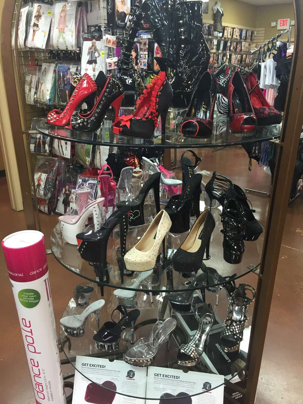 Romance & More - shoe store  | Photo 6 of 10 | Address: 12310 TX-3, Webster, TX 77598, USA | Phone: (281) 677-4746