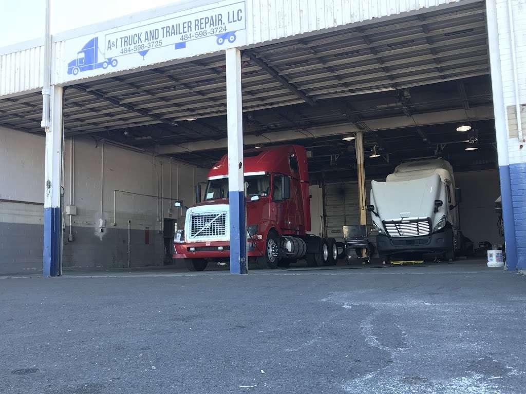 A&I Truck and Trailer Repair LLC. - car repair    Photo 2 of 2   Address: 2750 Grant Ave, Philadelphia, PA 19114, USA   Phone: (484) 598-3724