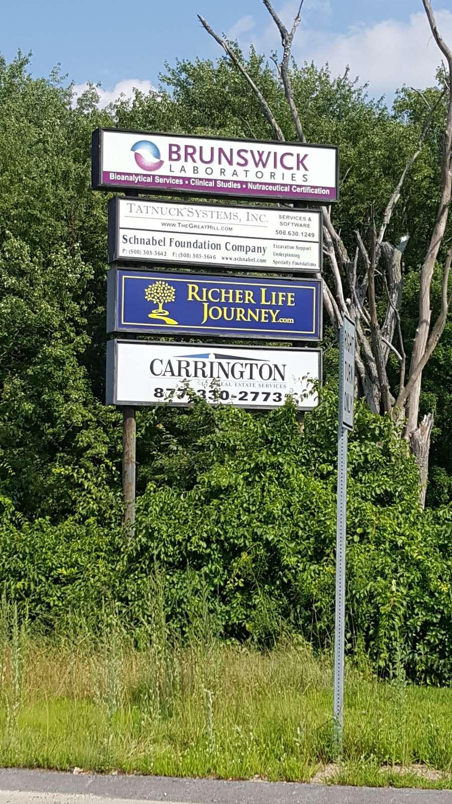 Brunswick Labs - health  | Photo 2 of 3 | Address: 200 Turnpike Rd # 1, Southborough, MA 01772, USA | Phone: (508) 281-6660