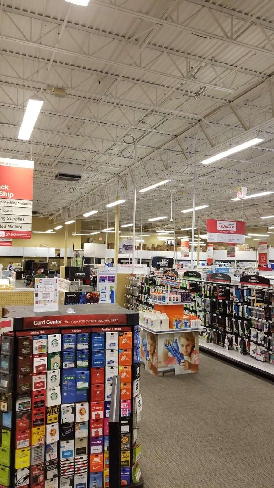 Office Depot - furniture store  | Photo 1 of 10 | Address: 4615 Garth Rd, Baytown, TX 77521, USA | Phone: (281) 837-8101