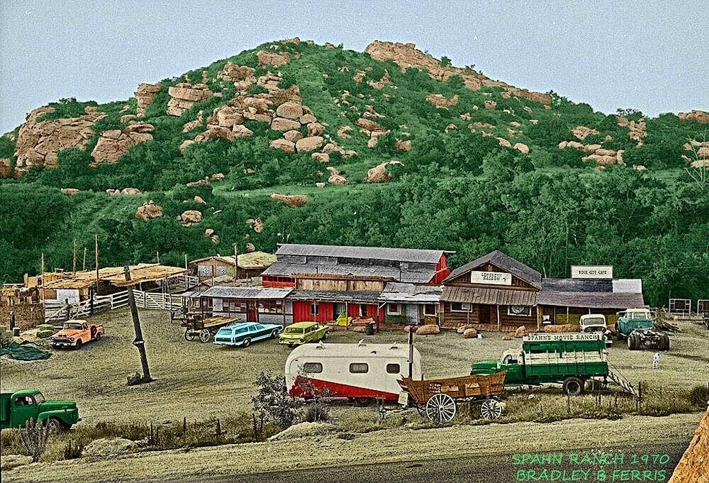 Spahn Ranch - museum    Photo 2 of 10   Address: 22601 Santa Susana Pass Rd, Chatsworth, CA 91311, USA