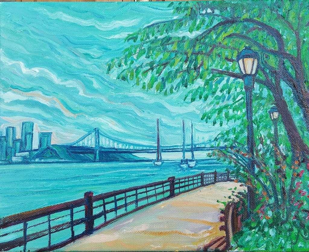 Hudson River Waterfront Greenway - park  | Photo 4 of 10 | Address: New York State Reference Rte 907V, New York, NY 10024, USA