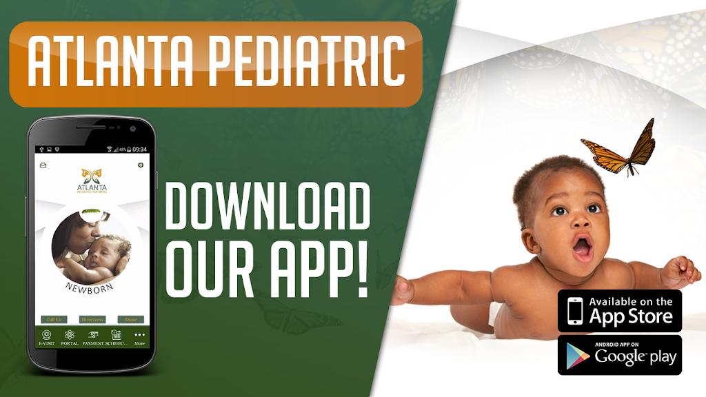 Atlanta Pediatric Partners, PC. - hospital  | Photo 7 of 7 | Address: 4579 S Cobb Dr SE Suite 300, Smyrna, GA 30080, USA | Phone: (404) 699-1339
