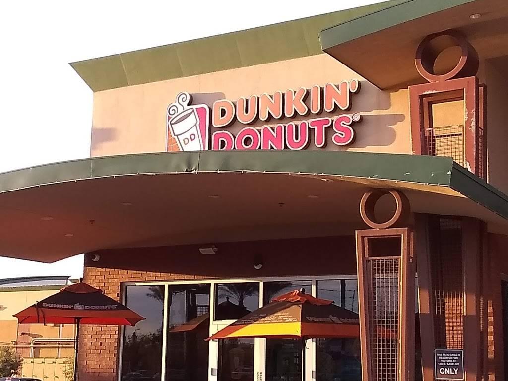 Dunkin - bakery  | Photo 3 of 10 | Address: 1230 E Baseline Rd, Mesa, AZ 85204, USA | Phone: (480) 813-1342
