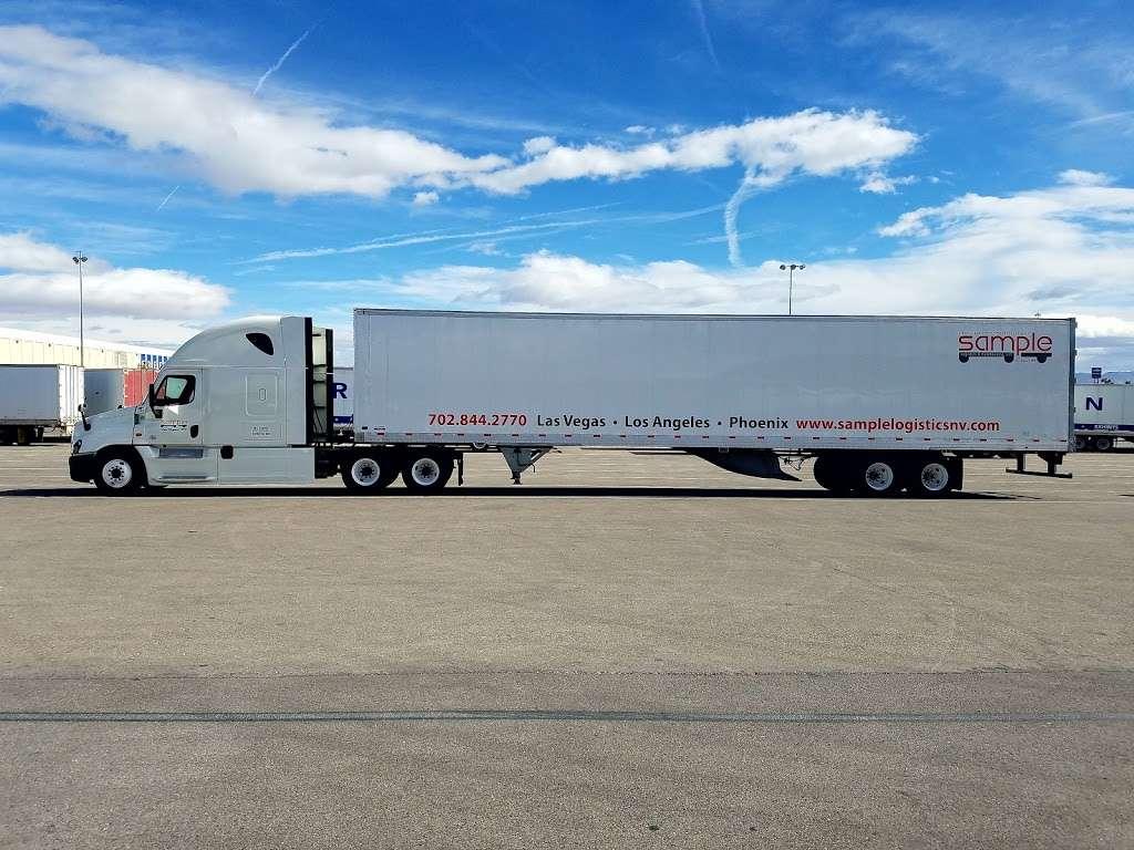 Sample Logistics & Warehousing - moving company  | Photo 1 of 2 | Address: 4171 Distribution Cir ste 105, North Las Vegas, NV 89030, USA | Phone: (702) 785-8017