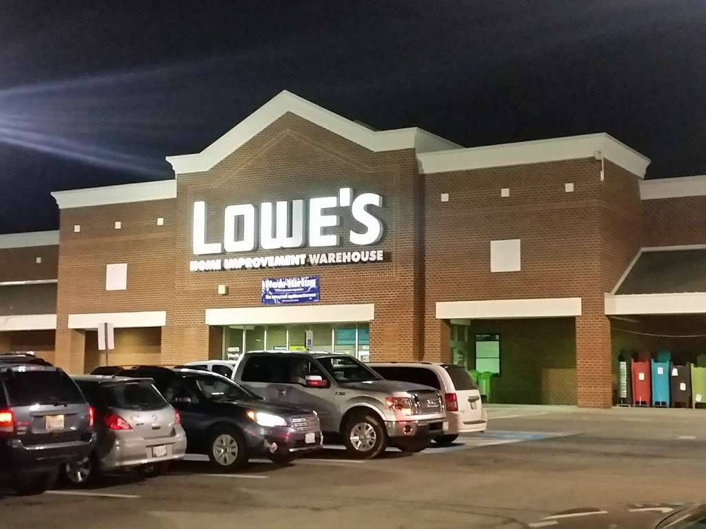 Lowes Home Improvement - hardware store    Photo 4 of 10   Address: 45075 Worth Ave, California, MD 20619, USA   Phone: (301) 737-0232