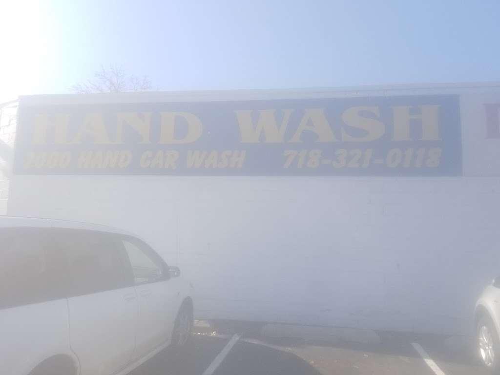 Glenoak Enterprises LLC, 2000 Hand Car Wash - car wash  | Photo 3 of 4 | Address: 17504 Horace Harding Expy, Fresh Meadows, NY 11365, USA | Phone: (718) 321-0118