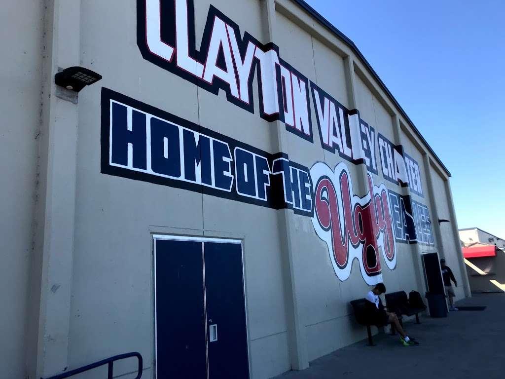Clayton Valley Charter High School - school  | Photo 6 of 7 | Address: 1101 Alberta Way, Concord, CA 94521, USA | Phone: (925) 682-7474