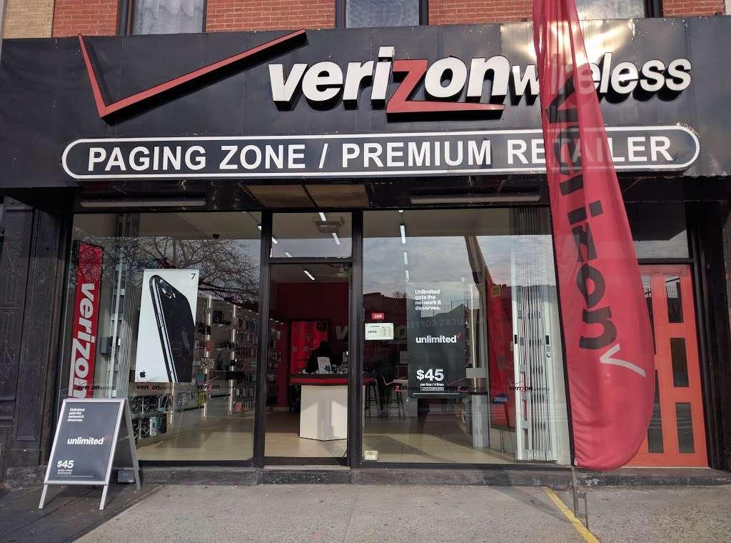 Verizon Wireless - store  | Photo 1 of 3 | Address: 337 Flatbush Ave, Brooklyn, NY 11217, USA | Phone: (718) 230-0700