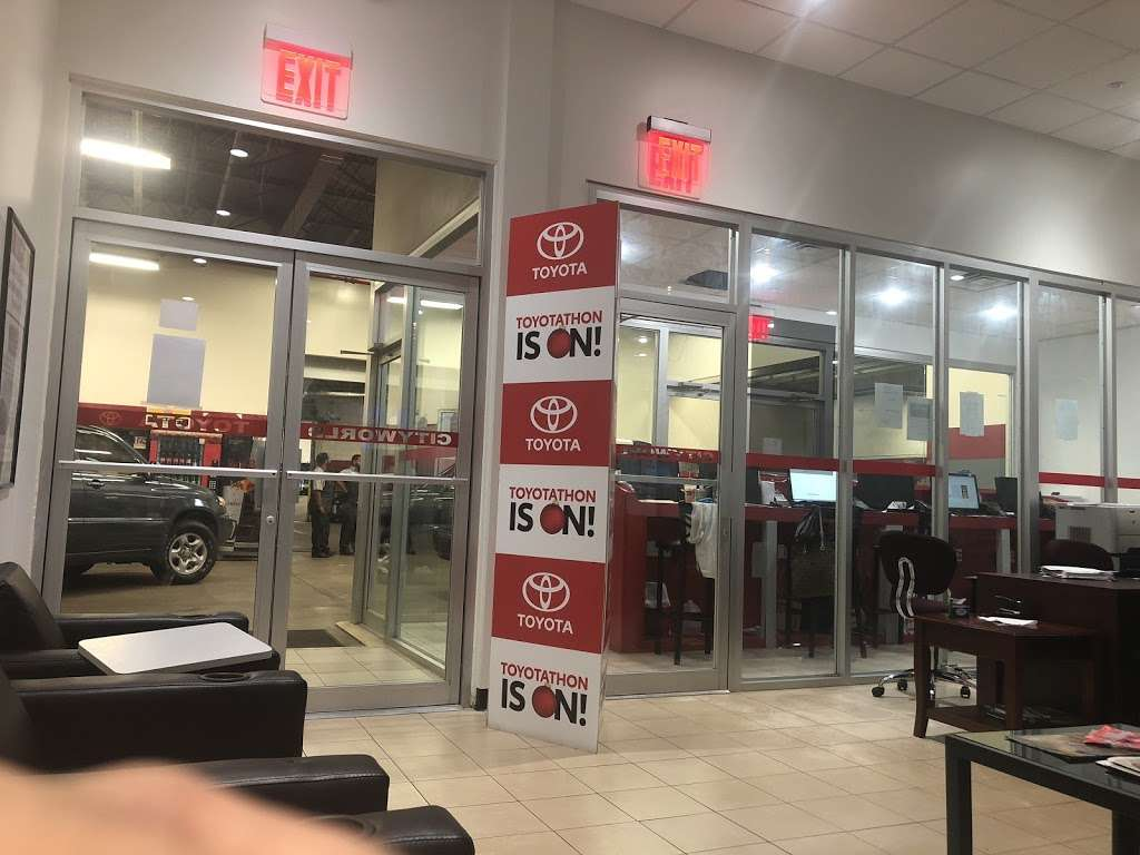 City World Toyota - Service Center - car repair  | Photo 4 of 9 | Address: 3860 Boston Rd, The Bronx, NY 10469, USA | Phone: (718) 655-1800