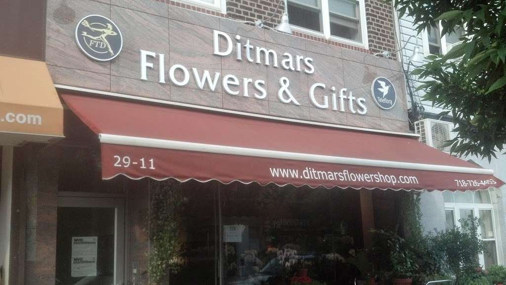 Ditmars Flower - florist  | Photo 9 of 10 | Address: 2911 Ditmars Blvd, Queens, NY 11105, USA | Phone: (718) 726-4453