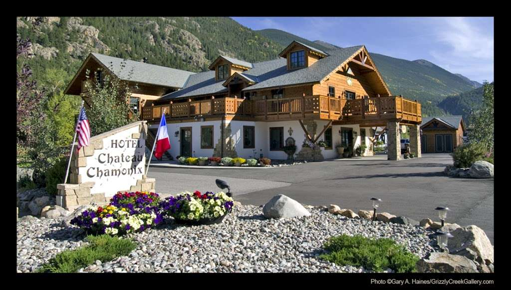 Hotel Chateau Chamonix - lodging    Photo 1 of 9   Address: 1414 Argentine St, Georgetown, CO 80444, USA   Phone: (303) 569-1109
