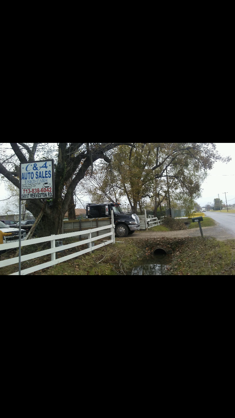 C&A Auto Sale - car dealer  | Photo 5 of 5 | Address: 14117 Reeveston Rd, Houston, TX 77039, USA | Phone: (832) 881-1306