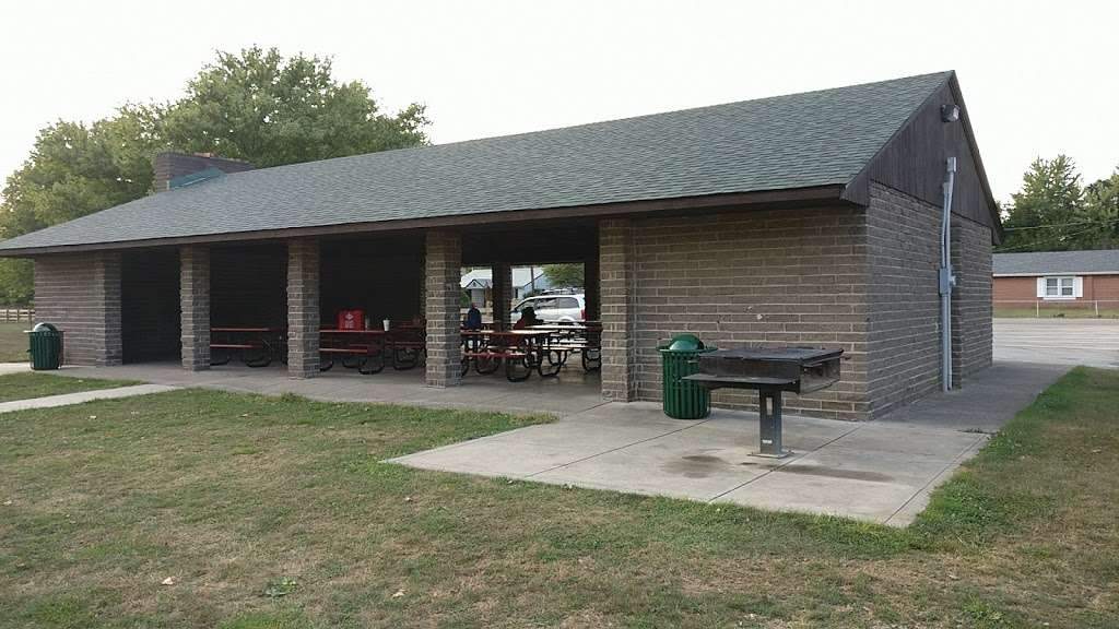 Franklin Park - park  | Photo 1 of 10 | Address: 300 N Mill St, Plainfield, IN 46168, USA | Phone: (317) 839-7665