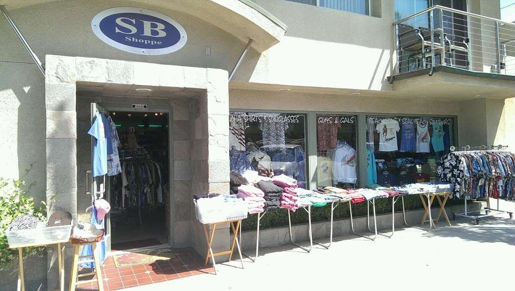 S B Shoppe - clothing store  | Photo 1 of 5 | Address: 116 Main St, Seal Beach, CA 90740, USA | Phone: (562) 598-0380